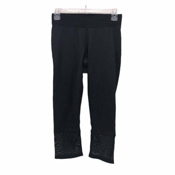 Derek Lam Athleta Womens Activewear Pants Black S